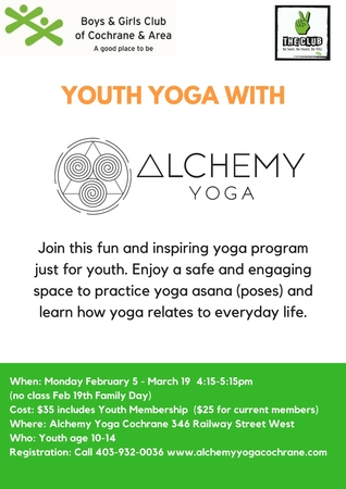 Youth Yoga