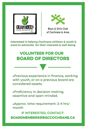 Board Of Directors Table Info