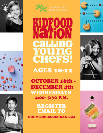 Kid Food Nation Poster Fall 2019 For Website